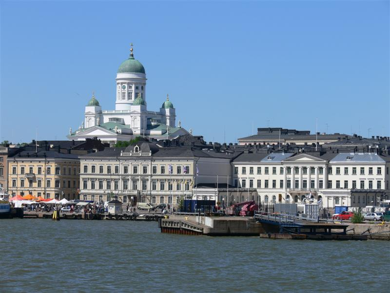 Kuvia Helsingistä